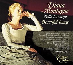 Diana Montague: Bella Immagin