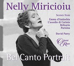 Nelly Miricioiu Bel Canto Portrait