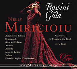 Nelly Miricioiu Rossini Gala