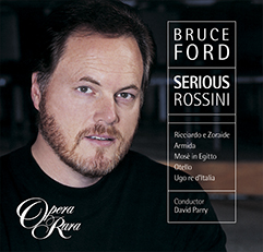 Serious Rossini - Bruce Ford