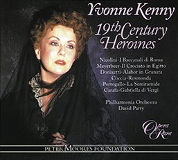 Yvonne Kenny – 19th century heroines