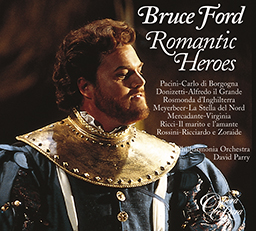 Bruce Ford Romantic Heroes