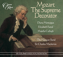 Mozart The Supreme Decorator
