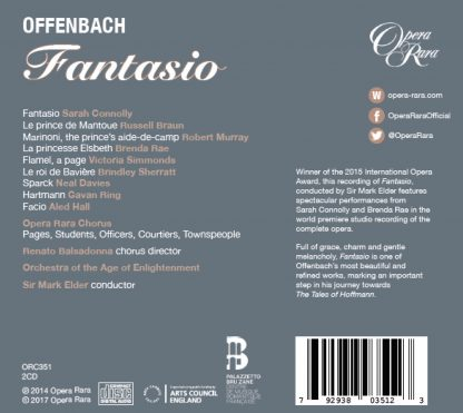 Fantasio (28-page booklet without libretto)-459