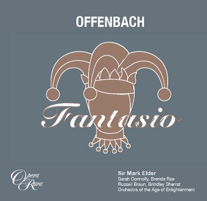 Fantasio (28-page booklet without libretto)-0