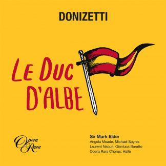 Le Duc d'Albe