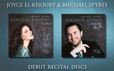 Debut Recital Discs from Joyce El-Khoury and Michael Spyres